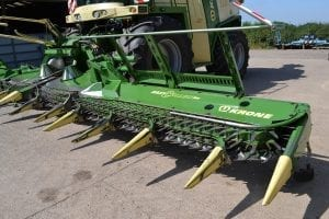Krone 1053 14 Row with Auto Steering SR002