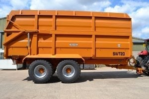 Richard Western SWT20 Grain & Silage Trailers SR023