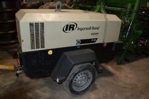Ingersoll Rand / Doosan Road Compressors SR014