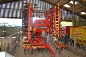 Vaderstad Corn Drill for sale Midlands Agriplant