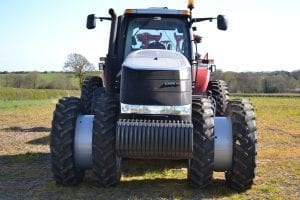 Stocks Dual Row Crop Wheels for 75cm maize rows SR027