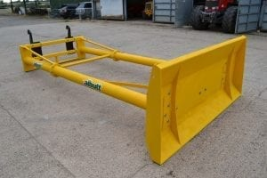 Albutt Grain Pusher for sale demo model argricultural farming midlandsagriplant