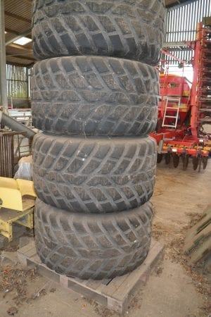 Nokia Flotation Wheels 600/50 midlandsagriplant