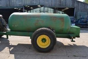 Non Bunded diesel bowsers 1000 2000 4000 litres midlandsagriplant