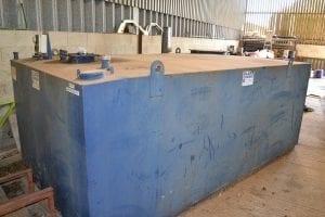 bunded steel diesel tank 7500 litre for sale agricultural tank midlandsagriplant