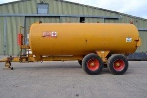 Mobile Bunded 9000litre fuel save midlandsagriplant