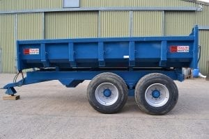 Dump trailer marstons 10 ton for sale midlandsagriplant