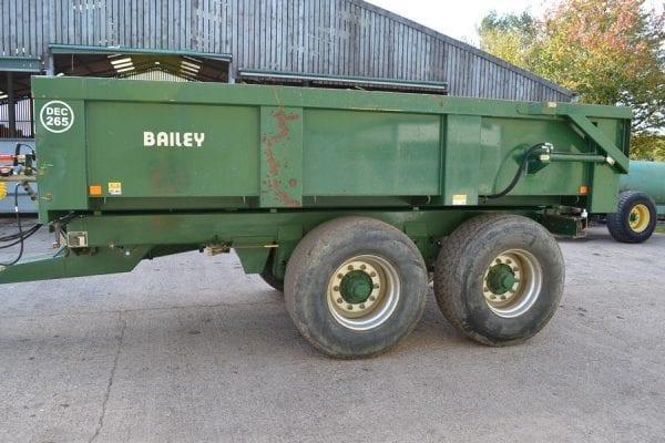 Bailey Dump Trailer for sale midlandsagriplant