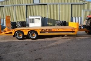 Barford Low Loader Trailer for sale