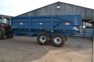 mas marston agricultural grain trailer for sale purchase buy midlandsagriplant