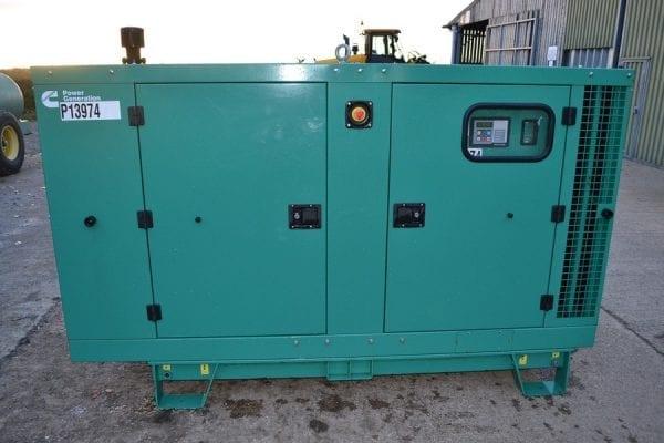 diesel generator for sale midlands plant machinery