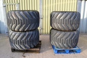 Nokian Tyres 710/45 wheels for sale