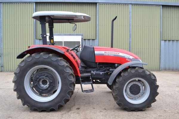 McCormick B100 Max Enka New For Sale Midlandsagriplant