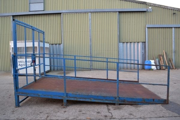 Loading Ramp Agricultural Equipment for sale midlandsagriplant