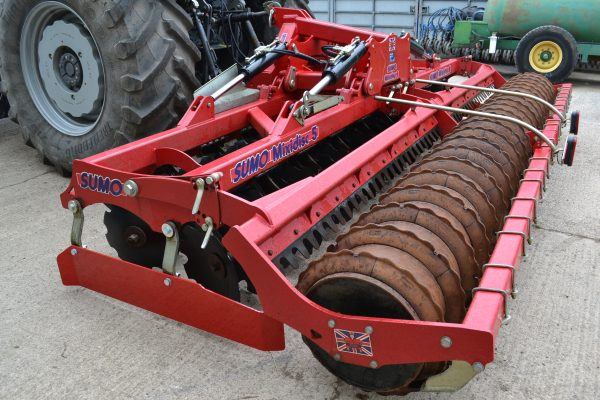 Used Farm Machinery